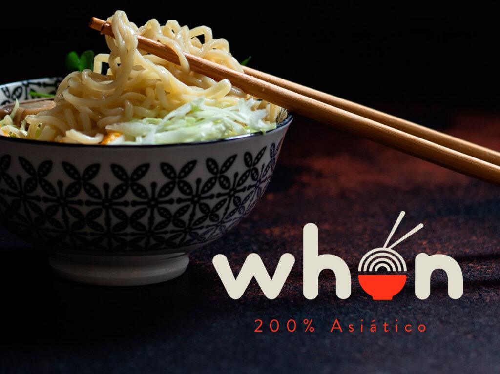 Branding Whon restaurant