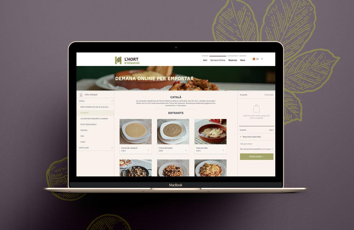 Ecommerce Restaurante